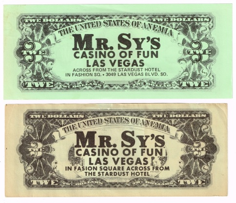 photoboothCasino of Mr Sy
