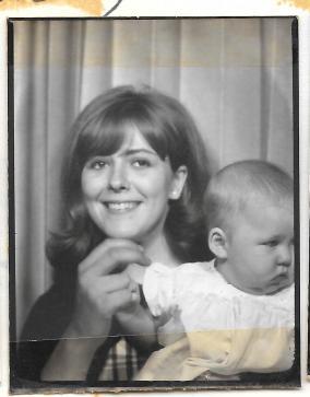 HENSHAW Grace1_baby SLOAN Sherri 1967 Aug