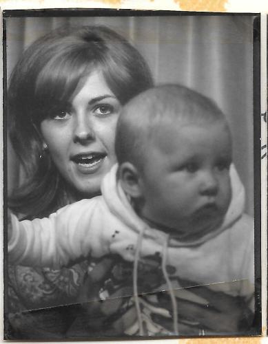 HENSHAW Grace1_baby SLOAN Sherri 1967 late