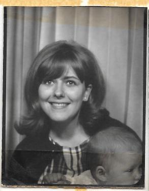 HENSHAW Grace2_baby SLOAN Sherri 1967 Aug