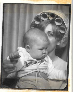 HENSHAW Grace5_baby SLOAN Sherri 1967 Aug 11